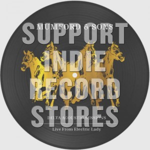 RSD19 MUMFORD & SONS Delta Acoustic Sessions - Live From Electric Lady