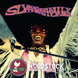 RSD19 SLY & THE FAMILY STONE Woodstock Sunday August 17, 1969