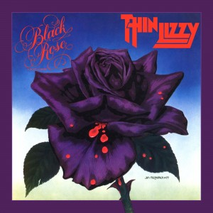 RSD19 THIN LIZZY Black Rose: A Rock Legend + 2xLP