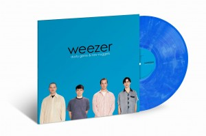 RSD19 WEEZER Dusty Gems And Raw Nuggets: The B-Sides