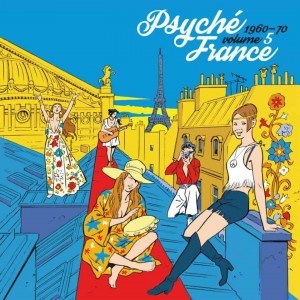 RSD19 VARIOUS Psyche France vol. 5 1960-70