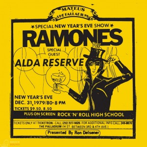 RSD19 RAMONES Live at the Palladium