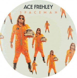 RSD19 ACE FREHLEY (ex KISS) Spaceman (Picture Disc)