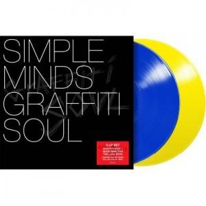 RSD19 SIMPLE MINDS Grafitti Soul / Searching For The Lost Boys