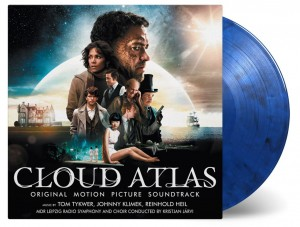 CLOUD ATLAS TOM TYKWER limited blue 180g 2xLP (MOVATM014)