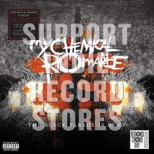 RSD19 MY CHEMICAL ROMANCE The Black Parade is Dead