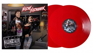 NOCNY KOCHANEK Zdrajcy Metalu (COLOR 2xLP 2018 reissue)