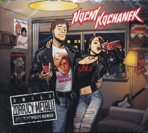 NOCNY KOCHANEK Zdrajcy Metalu (CD)