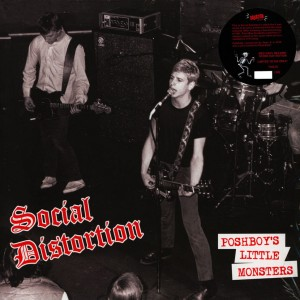 RSD19 SOCIAL DISTORTION Poshboy's Little Monsters