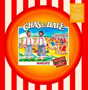 RSD19 CHAS & DAVE Margate
