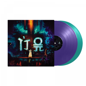 JAMES THERRIEN Rain World - OFFICIAL GAME SOUNDTRACK COLOR LP