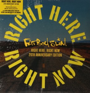 RSD19 FATBOY SLIM Right Here, Right Now (YELLOW VINYL)
