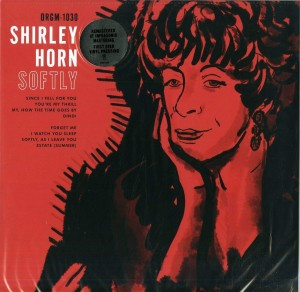 SHIRLEY HORN Softly