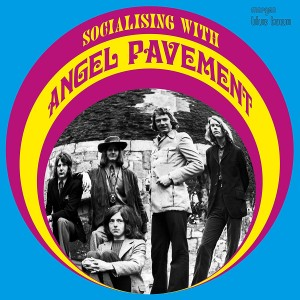 RSD19 ANGEL PAVEMENT Socialising With Angel Pavement