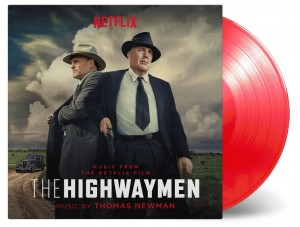 THOMAS NEWMAN The Highwaymen (180g COLOR VINYL)