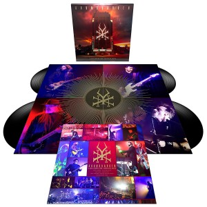 SOUNDGARDEN Live At The Artists Den (4xLP)
