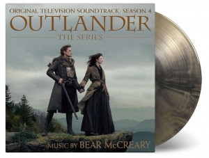 BEAR MCCREARY Outlander SEASON 4 (COLOR VINYL)