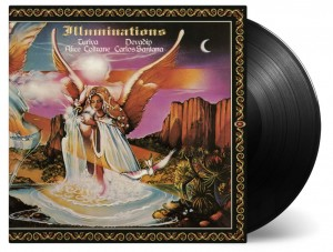 CARLOS SANTANA & ALICE COLTRANE Illuminations