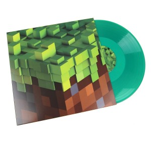 Minecraft Volume Alpha LIMITED LP ZIELONY WINYL