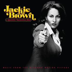 JACKIE BROWN (Quentin Tarantino)- OST 180g LP  LIMITED YELLOW VINYL