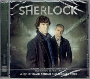 DAVID ARNOLD, MICHAEL PRICE Sherlock 2 (SILCD1383)