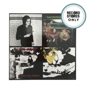 Third Man Records (4x SINGLES FOR RSD3 MINI TURNTABLE)
