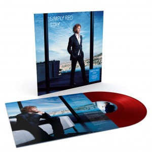 SIMPLY RED Stay (180g RED VINYL)
