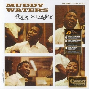 MUDDY WATERS Folk Singer (200g)