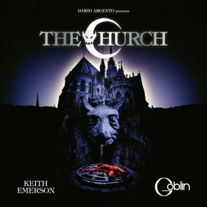 KEITH EMERSON AND GOBLIN The Church (COLOR 180g)