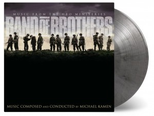 MICHAEL KAMEN Band Of Brothers KOMPANIA BRACI 2x180g color LP (MOVATM079 -2019)