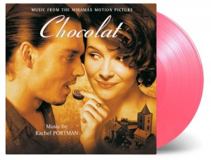 RACHEL PORTMAN Chocolat (180G COLOR LP)