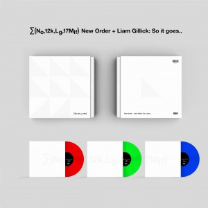 NEW ORDER & LIAM GILLICK So it goes Live At Manchester International Festival