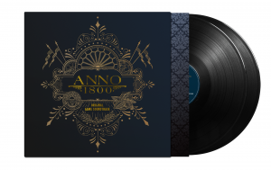 DYNAMEDION Anno 1800: Original Game Soundtrack (2xLP)