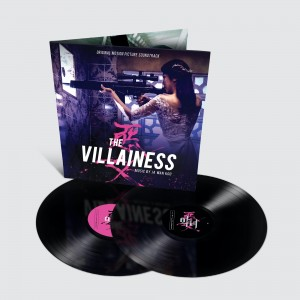 THE VILLAINESS (2xLP Pani Zło 2017 OST)