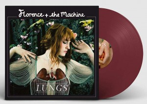 FLORENCE + THE MACHINE Lungs (10th ANNIVERSARY COLOURED VINYL)