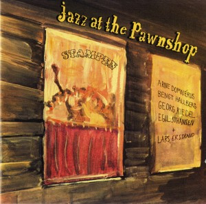 ARNE DOMNERUS Jazz At The Pawnshop 2xLP 180g -2016
