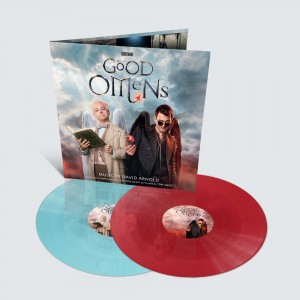 DAVID ARNOLD Good Omens (COLOR 2xLP) SILLP1593