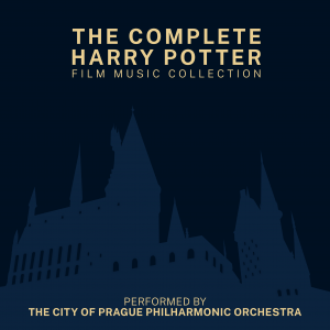 The Complete Harry Potter Film Music Collection (3xLP)