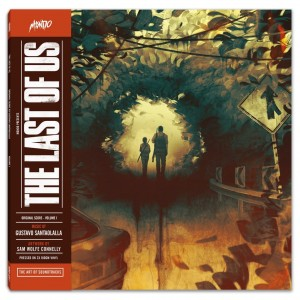 GUSTAVO SANTAOLALLA The Last of Us - Original Score Vol 1 (2xLP)