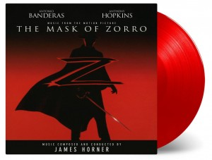 JAMES HORNER The Mask Of Zorro