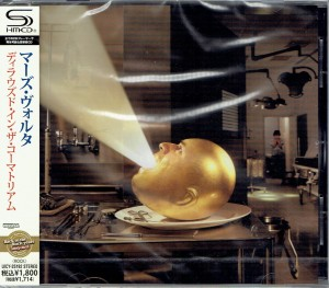 THE MARS VOLTA Deloused In The Comatorium SHM-CD (UICY-25192)