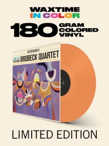 THE DAVE BRUBECK QUARTET Time Out (180g COLOR)