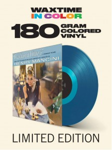 HENRY MANCINI Breakfast At Tiffany's (180g COLOR)
