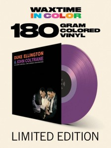DUKE ELLINGTON & JOHN COLTRANE (180g COLOR)