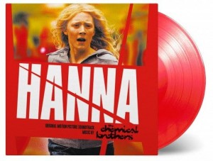 THE CHEMICAL BROTHERS Hanna -OST. RED 180g LP (MOVATM081)