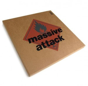 Massive Attack Blue Lines : 2012 Mix/Master - 2xLP 180g + CD +DVD