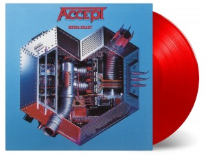 ACCEPT Metal Heart (COLOR VINYL)