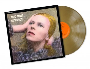 DAVID BOWIE Hunky Dory (GOLD VINYL)