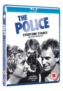 THE POLICE Everyone Stares (The Police Inside Out) BLU-RAY MULTICHANNEL