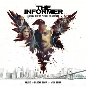 BROOKE AND WILL BLAIR The Informer - 3 SEKUNDY (OST CD)